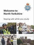 NYP17-0173 - Leaflet: Staying safe while you study